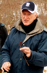 URI Botany Professor Keith Killingbeck