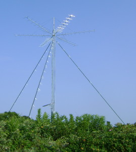 Napatree Point's antenna
