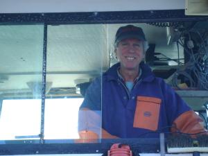 Captain Tom Puckett.