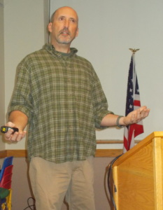 Mike Tucker @ Seekonk Public Library